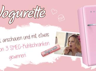 Yogurette Gewinnspiel