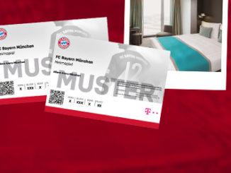 Das FC Bayern München Gewinnspiel