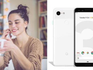Google Pixel 3 Gewinnspiel