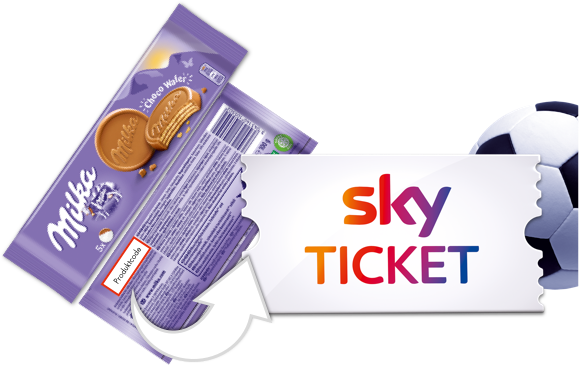 Milka Sky Ticket