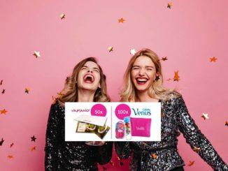 VAPIANO & Gillette Venus Gewinnspiel