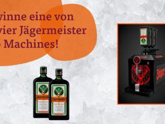 Jägermeister Gewinnspiel