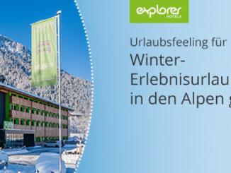 Winter-Erlebnisurlaub in den Alpen Gewinnspiel