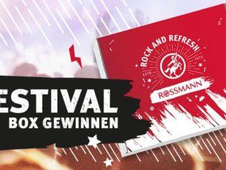 Festival Gewinnspiel