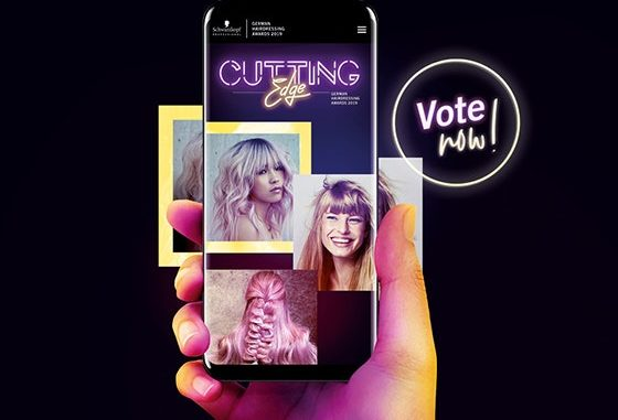 German Hairdressing Awards Gewinnspiel