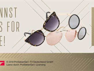 Germany's next Topmodel Gewinnspiel