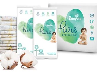 Pampers Produttest