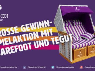 Barefoot Gewinnspiel