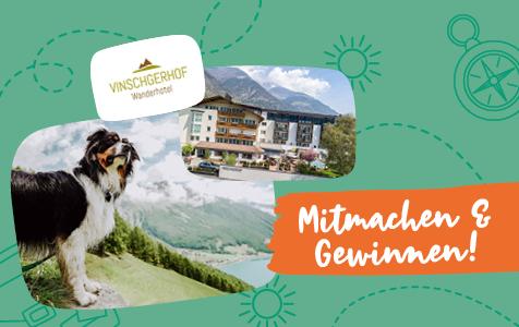 Vinschgerhof in Südtirol Gewinnspiel