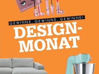 COUCH Design-Monat
