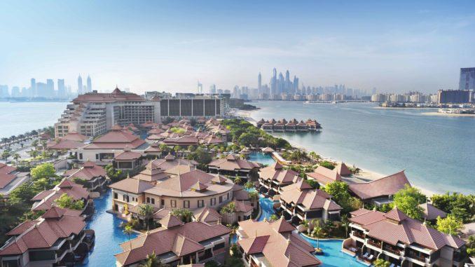 Anantara Dubai The Palm Gewinnspiel