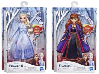 Anna und Elsa Gewinnspiel