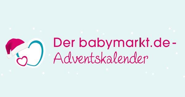 Babymarkt Adventskalender Gewinnspiel 2019