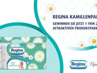 Regina Gewinnspiel